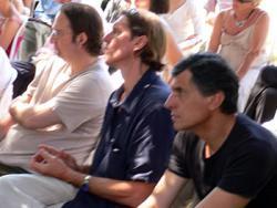 Les acteurs présents :  Serge Maggiani, Philippe Girard
